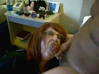 Esposa córnea comendo meu cum.caseiro