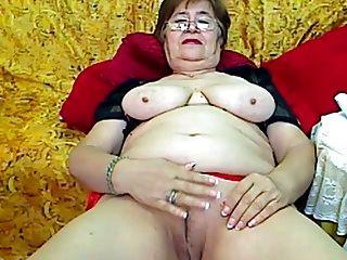 Verdadeira avó na webcam r20