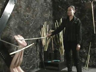 Senhora jenny tradicional falaka bastinado