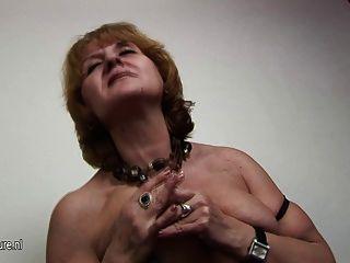 Madura cunt jennifer na lingerie sexy diz exatamente o que
