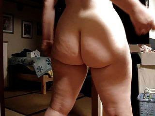 Burro grande booty jogando vídeo