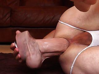 13,5 polegadas monstro dildo anal # 3