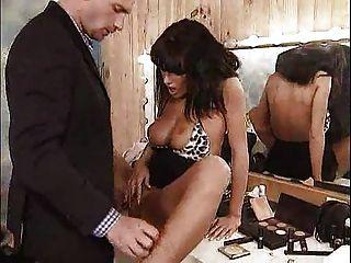 Anita fodido duro em seu camarim ... f70