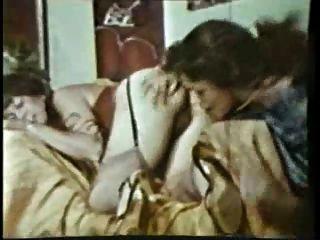 Lickers lésbicas do vintage