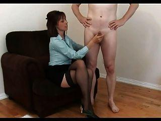 Sexy kelly dá uma entrevista de trabalho acessível!