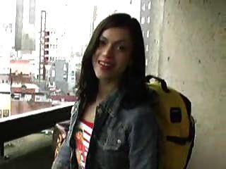 Mandy ficou preso na varanda 1