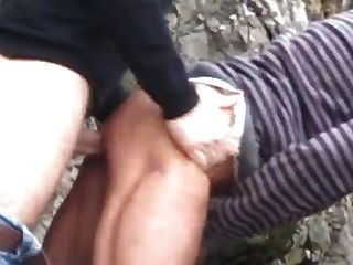 Horny papai da praia