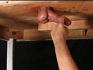 Handjob e pós tortura orgasmo