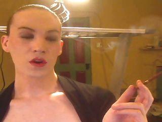 Chupar fodendo e fumar