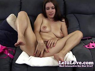Lelu amor cheirando fetish pussy asshole pés