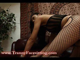 Asian tranny ass culto e sexo anal com ts venus lux