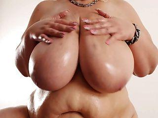 Bbw grande loção gordura loções