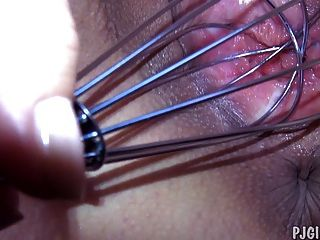 Bailey ryder nos mostra sua vagina de dentro