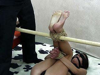 Tortura de pés bastinado