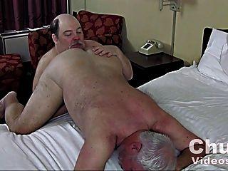 Sexo homem maduro