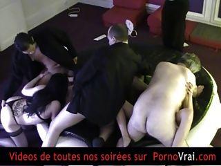 Swinger clube francês le poivre rose part 6