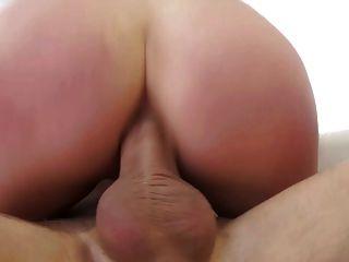 Busty angela anal anal interracial duplo penetração