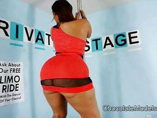 Melhor de scarlett big ass latina striptease