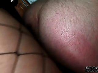 Pinkoshemales policial shemale fica fodido até o burro