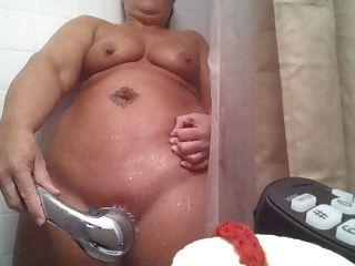 Masturbação no chuveiro