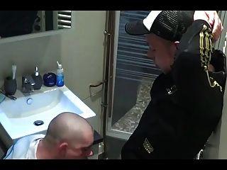 Bens na sala de banho