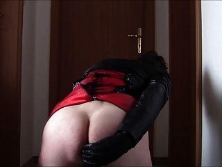 Masturbação em couro