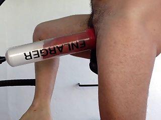 Primeira bomba grande do pau !!!