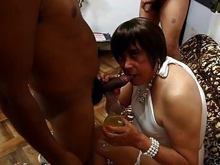 Novo sexo forte do nympho de taty