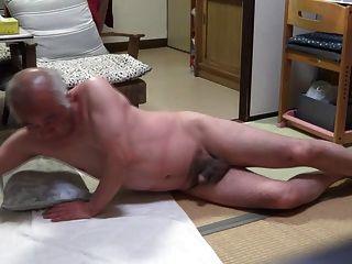 Japonês velho masturbação bons sentimentos