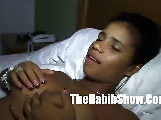 Lésbica dominicana primeira vez fucking cam
