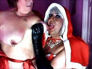 Amante de Natal e sua puta sub katrina pt 1