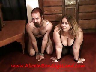Você precisa de uma gag femdom mistress humiliation threesome bbw