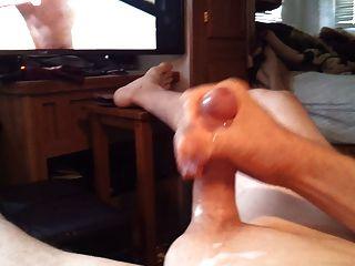 Cumming para um shemale