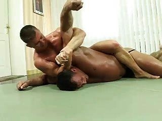 Marca verões vs rick bauer wrestling