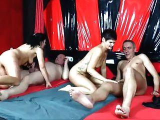 Swinger clube alemão 6