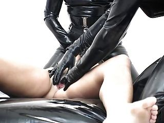 Jenny latex lust