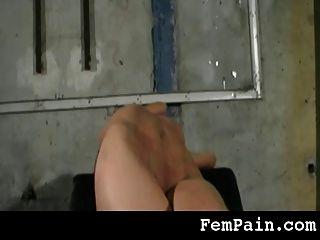 Punição corporal extrema