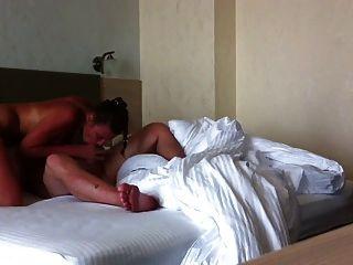 Foda mãe madura no hotel depois da praia by bbz