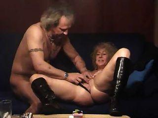 Grande casal grande sexo maduro pt 2