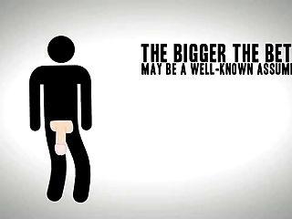 Pequeno documentário sobre pênis por pênis grande