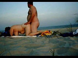 Sexo na praia