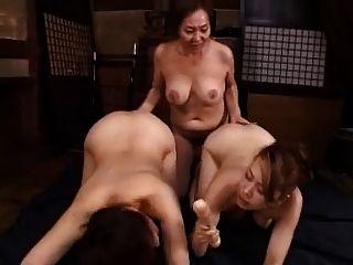 Yumi kazama 44 bela japonês pornstar