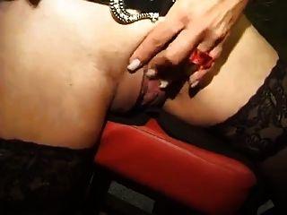 Orgia de swinger amador no clube