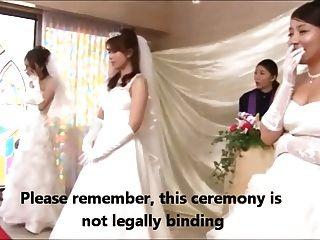 Reboque louco do casamento de japanse (real !!!)