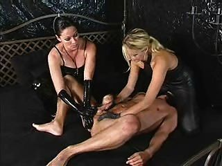 Treinamento para uma prostituta faminta