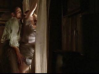 Butt naked elisabeth shue