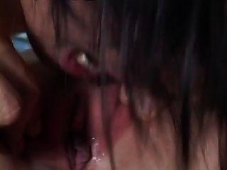 Filipina garota monica lopez fodido na bunda