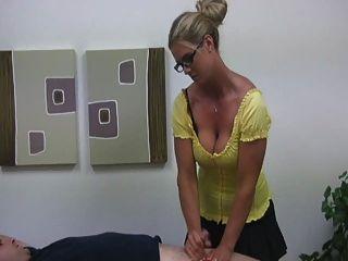 Jenny a entrevista de emprego