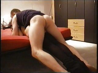 Fisting e anal fucking