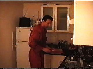 Serbian sausage srpska kobasica por krmanjonac
